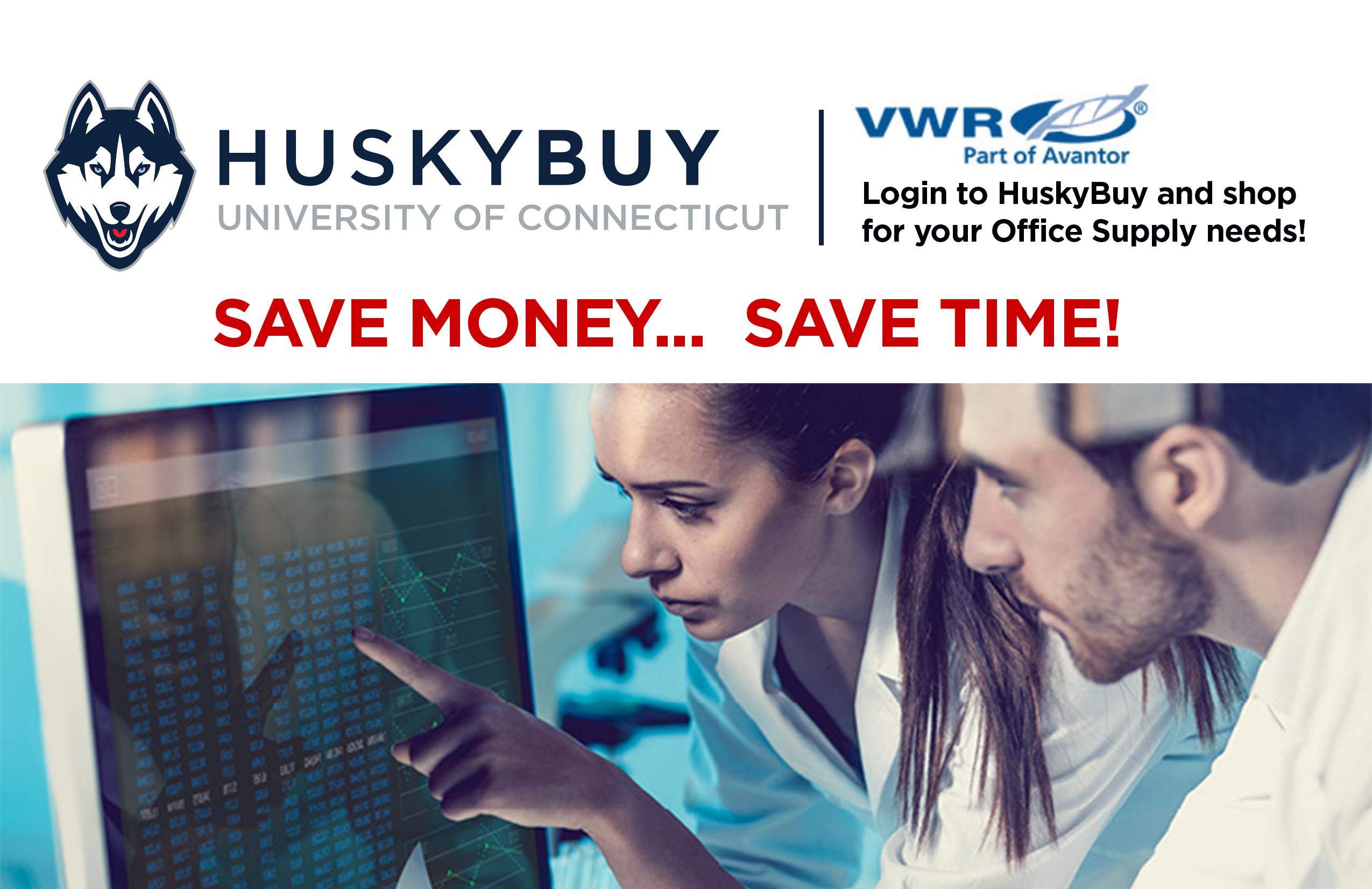Huskybuy Promotion