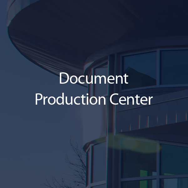 Document Production Center
